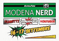 Modena Nerd 16 e 17 settembre