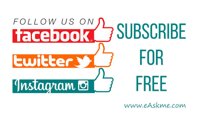 Like, Share, Comment, Follow: Why You Should (Bonus tips: Uncovering Why Brand Wants it.): eAskme