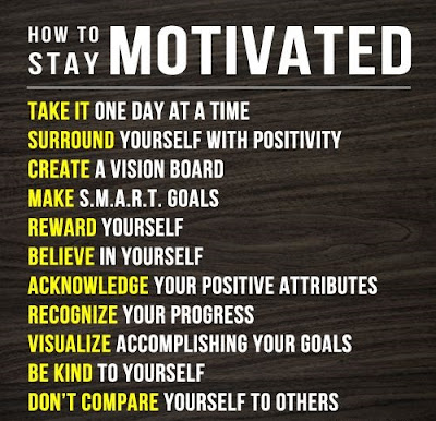 Stay-Motivated