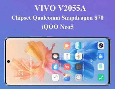 Smartphone Vіvо V2055A