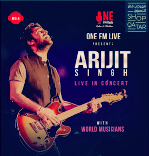 Bollywood singer Arijit Singh to perform live in Qatar