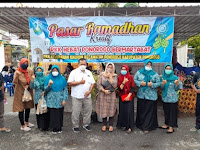 Kelurahan Kauman raih juara 2 penilaian pasar Ramadhan tingkat kecamatan Ponorogo