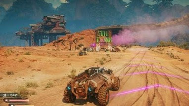 RAGE 2 Free Download Game For PC - The setting in the game is a wild fiction world where players can freely go anywhere while firing at the enemies they meet