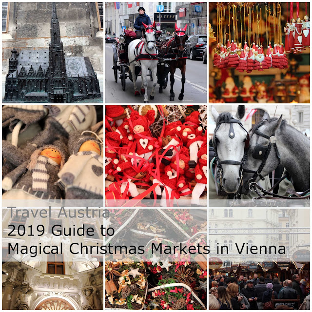 Travel Austria. 2019 Vienna Christmas market guide