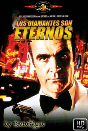 007 Los diamantes son eternos 1080p Latino