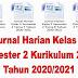 Jurnal Harian Kelas 5 Semester 2 Kurikulum 2013 Tahun 2020/2021 - Mutu SD