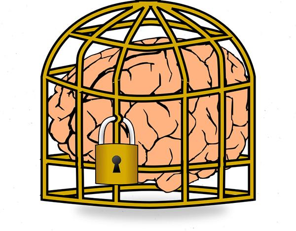 Il punto cieco delle catene intorno alle nostre menti
