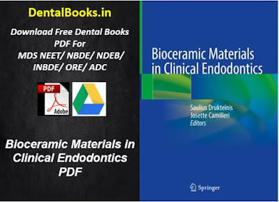 Bioceramic Materials in Clinical Endodontics PDF BOOK DOWNLOAD
