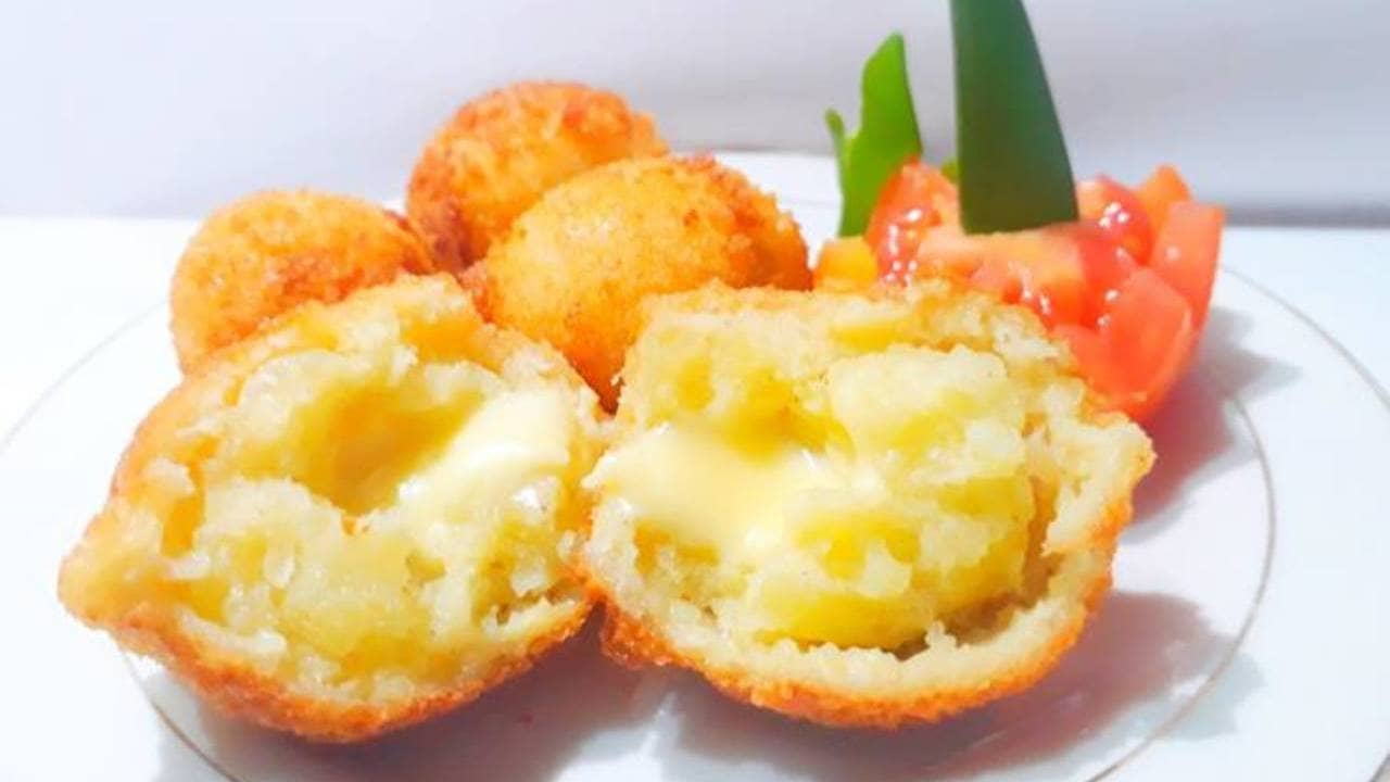 Cara Mudah Membuat Pom-Pom Potato