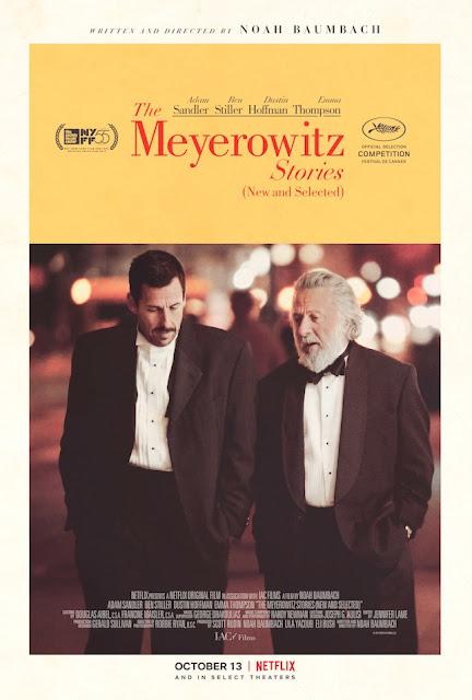 The Meyerowitz Stories (2017) ταινιες online seires oipeirates greek subs