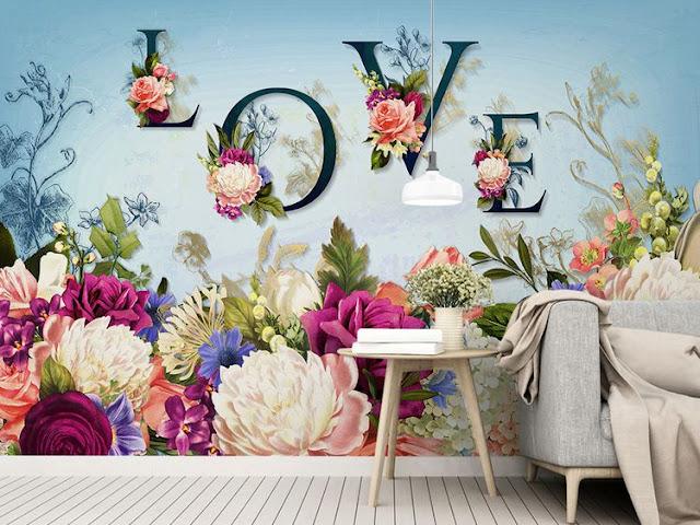 Toko Wallpaper Cilodong