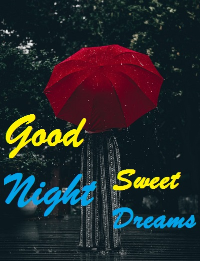 Beautiful Good Night Hd Images For Rainy Day Download