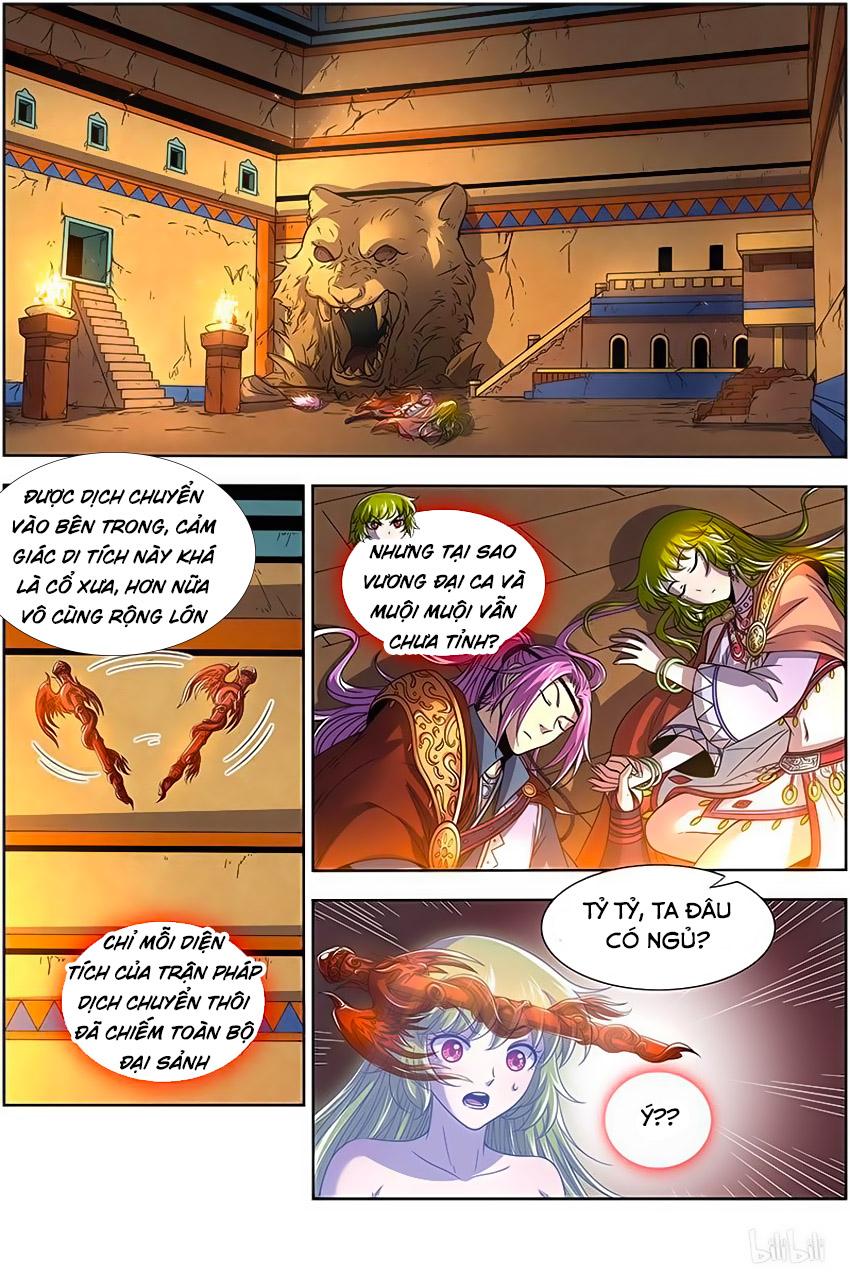 Ngự Linh Thế Giới chap 347 - Trang 7