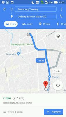 Liburan Asyik Ke Semarang Tengah