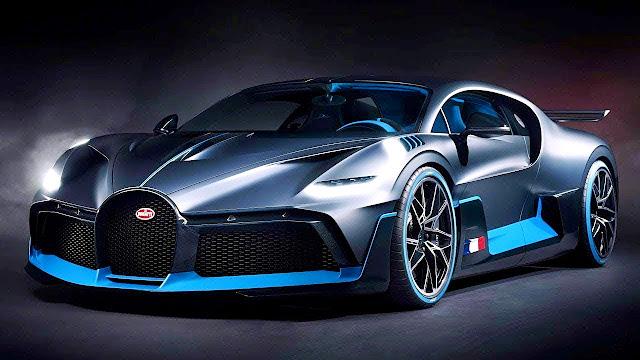 "Divo | اسرع سيارة فى العالم من شركة بوجاتي  - بوجاتي ""ديڤو"" سيارة مجنونة صممت لمهوسين السرعة"