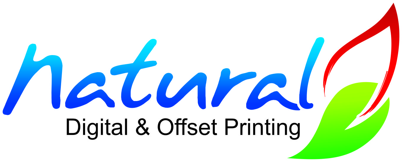 natural digital & offset printing