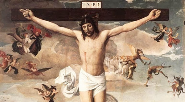 Mistérios Dolorosos de Jesus Cristo