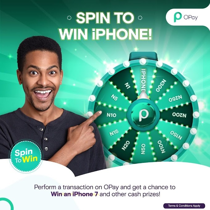 Oride Spin To Win Promo