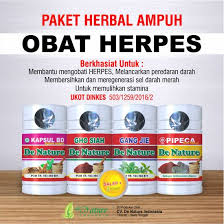 De Nature Obat Herpes