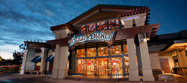 Tienda The World of Disney