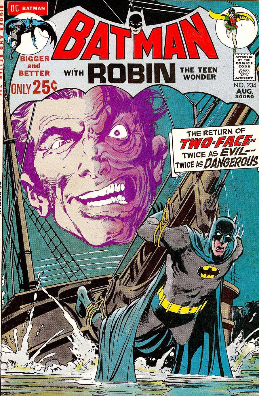 http://www.totalcomicmayhem.com/2013/05/batman-bronze-age-comics-key-issues-list.html