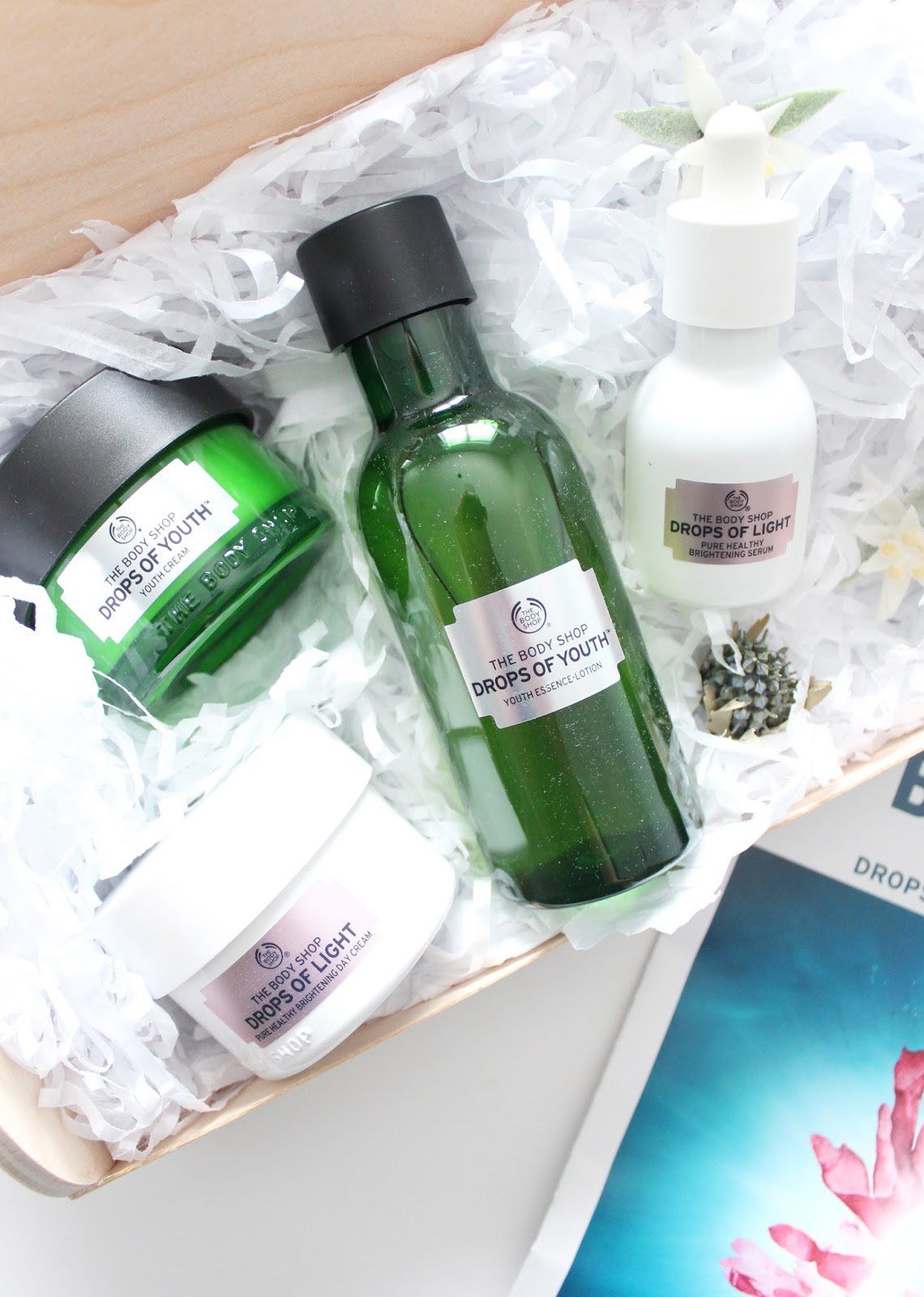THE BODY SHOP | Drops of Light + Drops of Youth Range - CassandraMyee