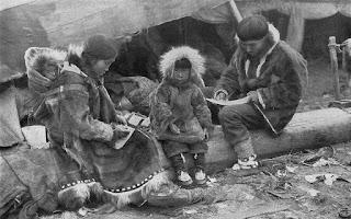 Vita quotidiana di Inuit e Yupik, abbigliamento, alimentazione