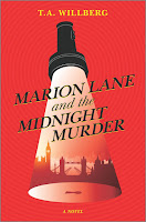 Review of Marion Lane and the Midnight Murder by T. A. Willberg