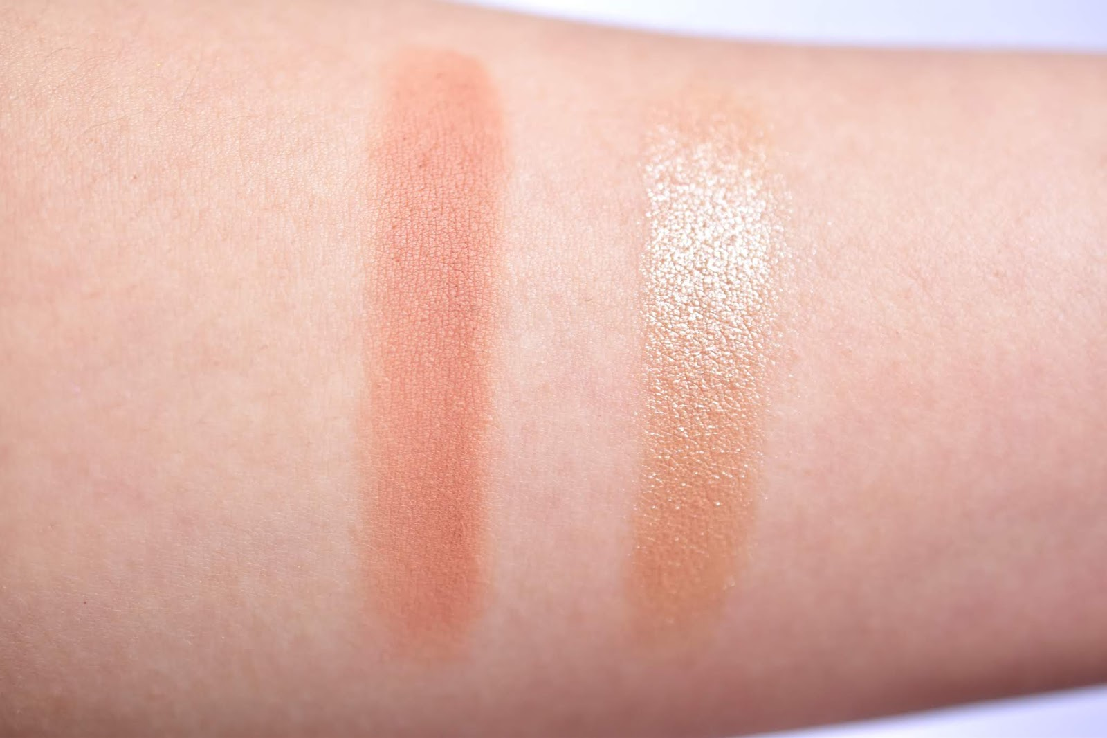 Natasha Denona Bronze and Glow swatch