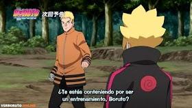 Boruto: Naruto Next Generations Capítulo 196 Sub Español HD