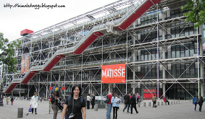 Centro George Pompidou, París