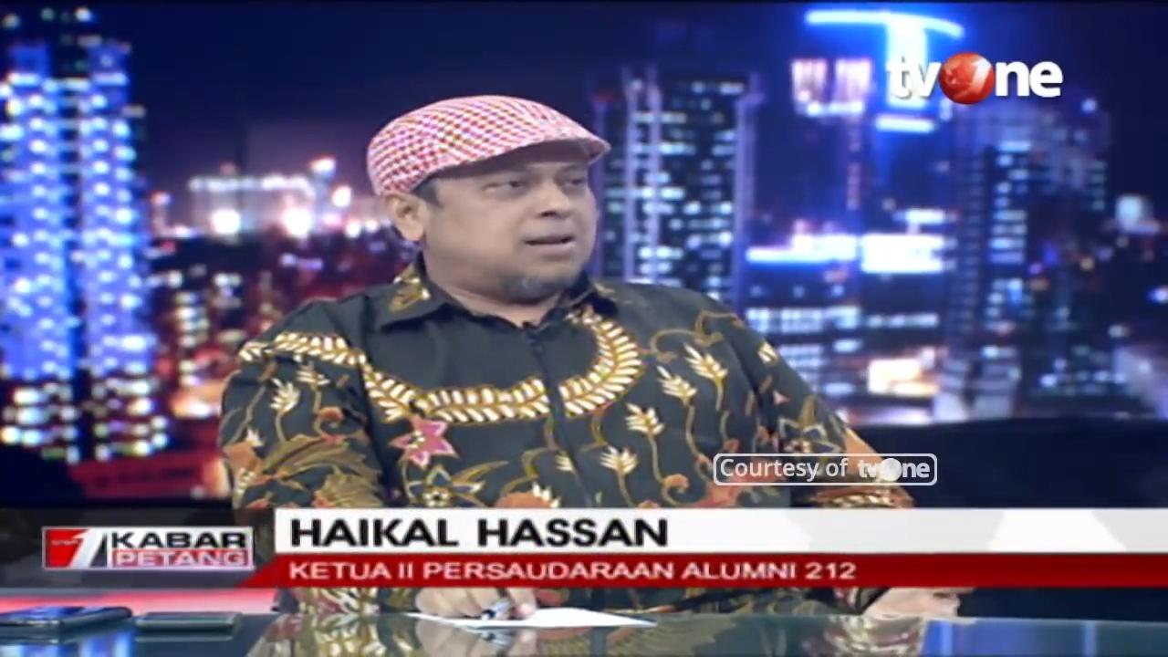 KH Ma'ruf Amin Mengaku Inisiator 212, Ini Bantahan Tegas Ustadz Haisan Hakal