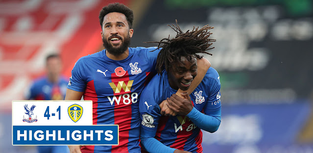 Crystal Palace vs Leeds United – Highlights