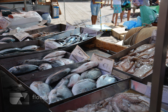 Tradycyjny targ rybny w Marsaxlokk w każdą niedzielę - atrakcje turystyczne Malty