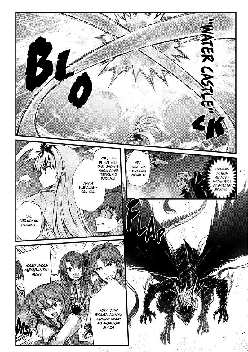 Komik Arifureta Shokugyou de Sekai Saikyou Chapter 31 Gambar 12