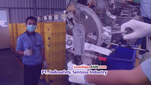 Lowongan Kerja PT. Indosafety Sentosa Industry Karawang