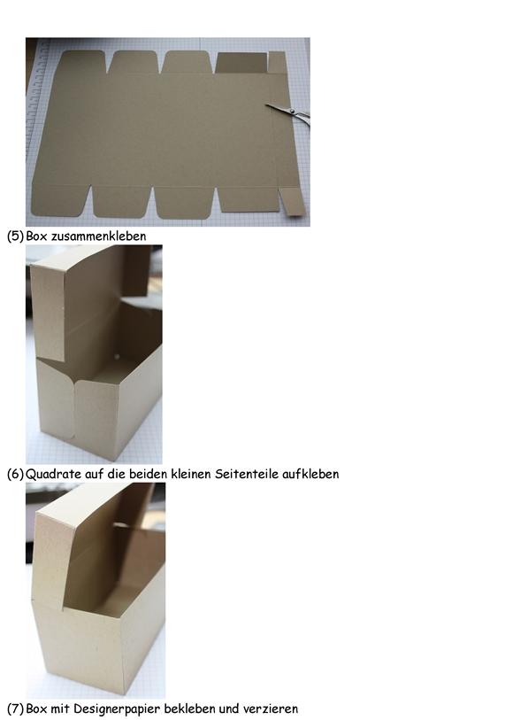 l ngliche box mit bebilderter anleitung. Black Bedroom Furniture Sets. Home Design Ideas