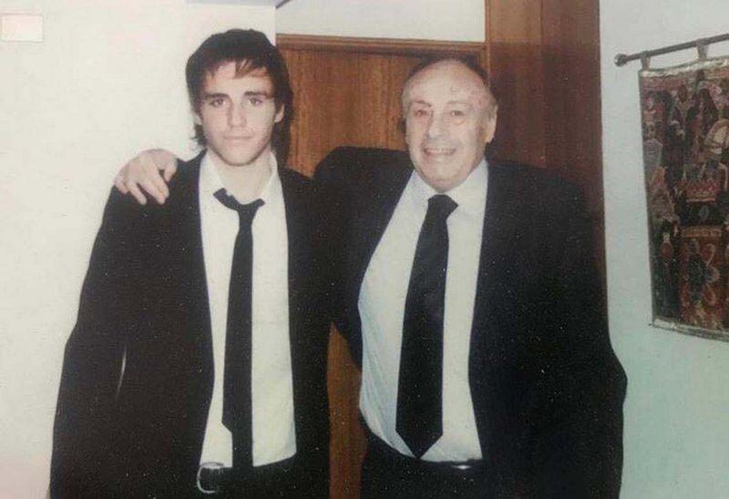 Gonzalo Fouillioux y Tito Fouillioux