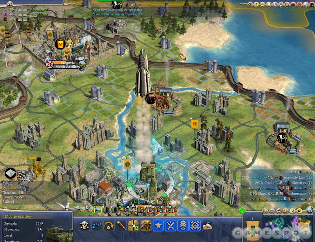 SID MEIER'S CIVILIZATION IV 2005: Official Game Direct Free Download