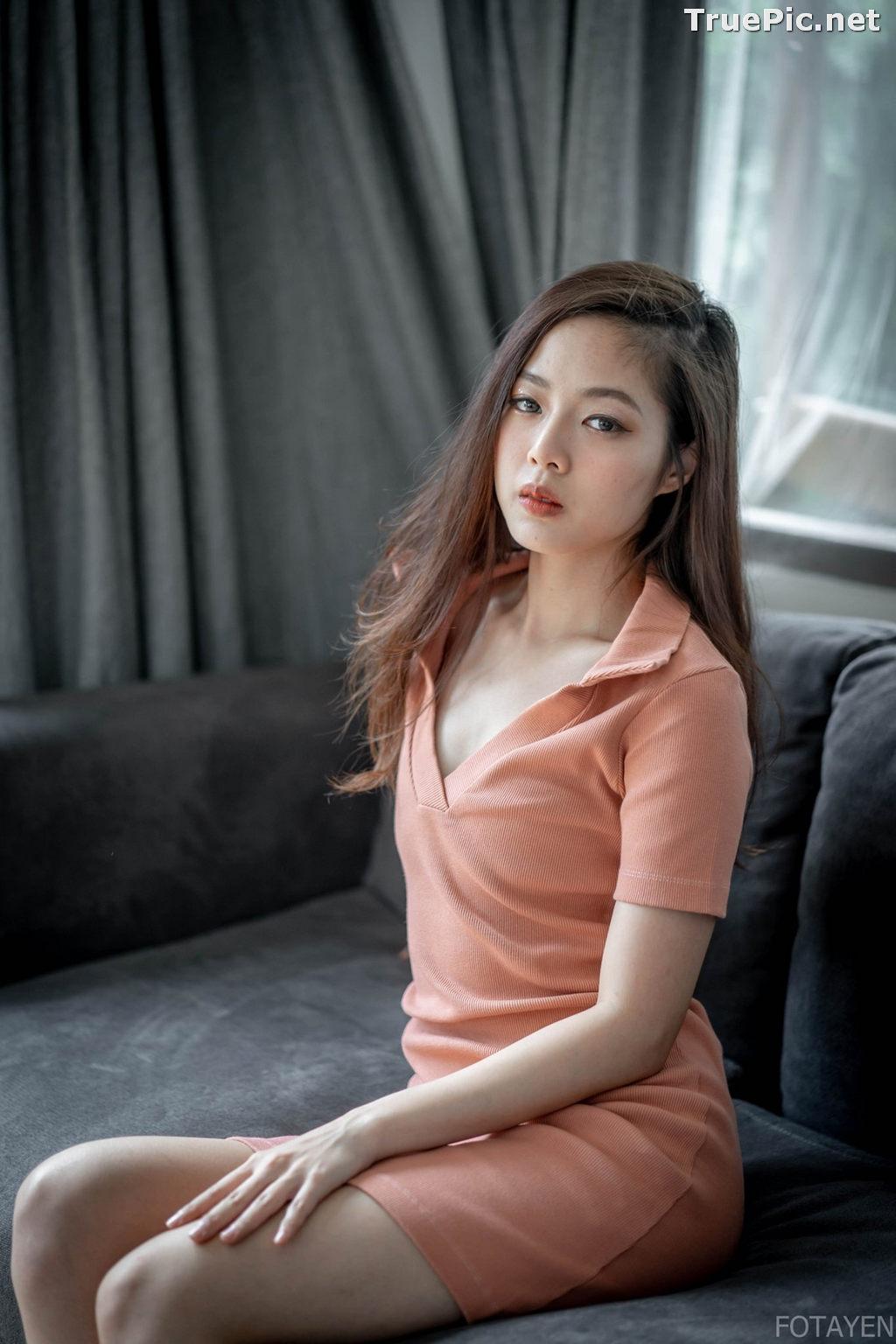 Image Thailand Model - Chanitar Sophawatanon - Pink Lady - TruePic.net - Picture-2