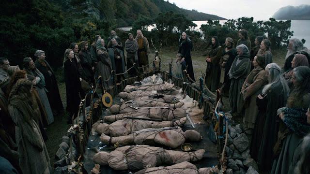 Tráiler de la sexta temporada de Vikingos, emitida por TNT