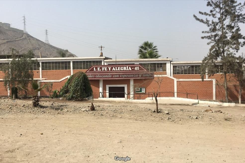 Escuela FE Y ALEGRIA 41 - Lurigancho