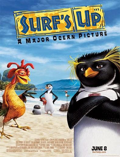 Ver Los reyes de las olas (Surf's Up) (2007) Online