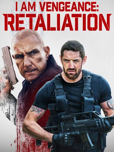 I Am Vengeance: Retaliation [2021] [CUSTOM HD] [DVDR] [NTSC] [Latino]