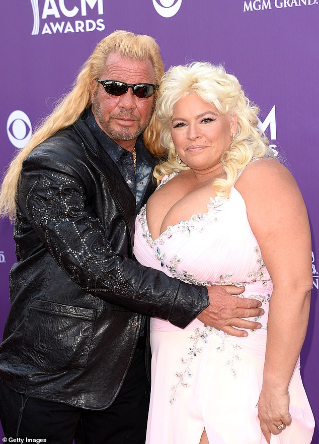 Dog the Bounty Hunter's Wife Beth Chapman dead at 51