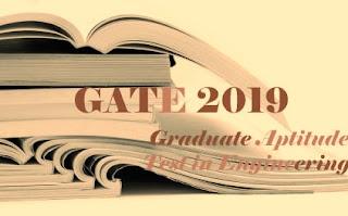 GATE Exam 2019: Registration, Exam dates, Online Application, Notification