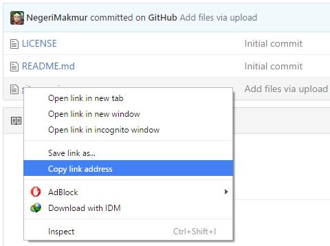 Cara Upload JavaScript Ke GitHub