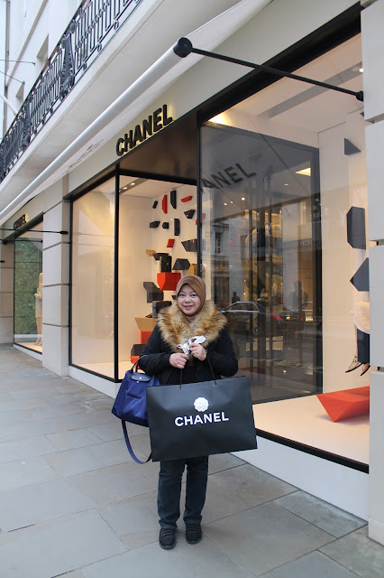 Chanel New Bond Street