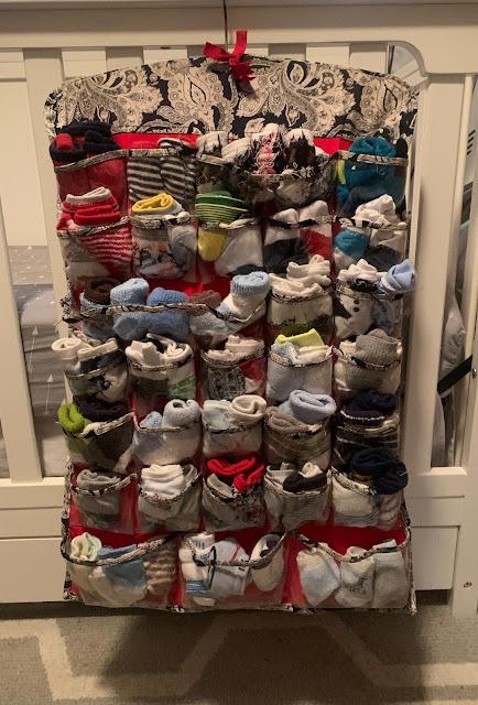Baby Socks Organization Ideas
