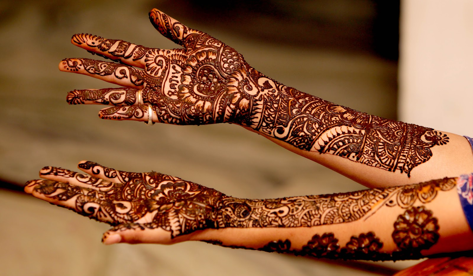 Beautiful Mehndi Designs and Latest Mehndi Patterns | rajiv pundir
